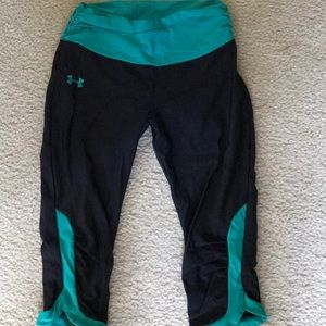 Under armour running leggings size M